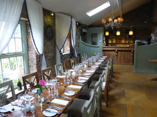 Brabazon Restaurant, Tankardstown House, Slane, Co Meath