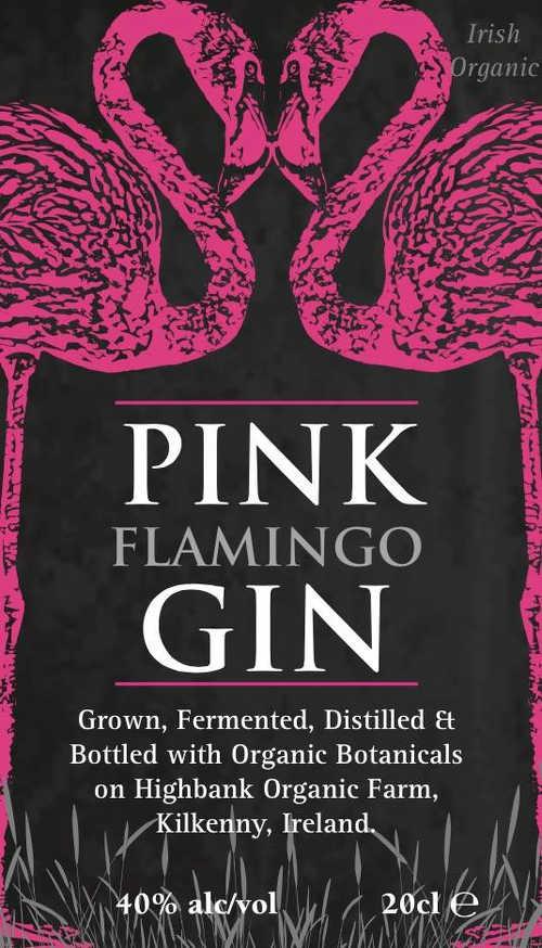 Pink Flamingo Gin