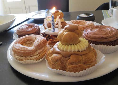 Martin Dwyer Pastries