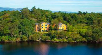 Carrig Country House and Restaurant Caragh Lake Ring of Kerry - view from lake.jpg