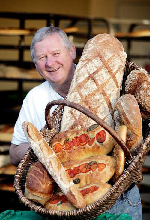 Declan Ryan - Arbutus Breads
