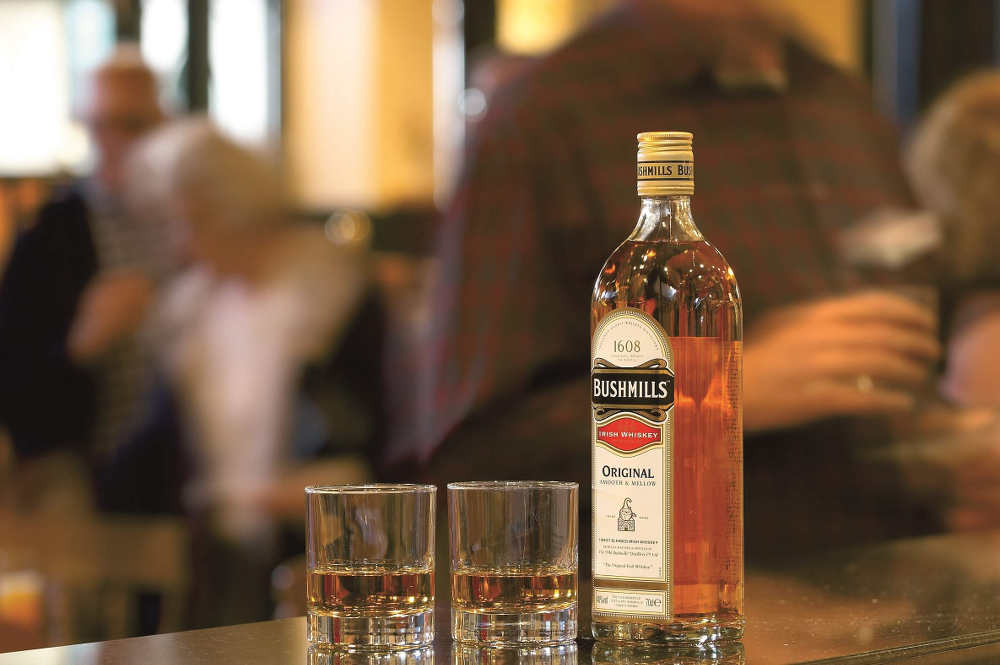 Bushmills Whiskey
