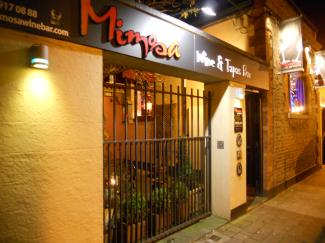 Mimosa Wine & Tapas Bar