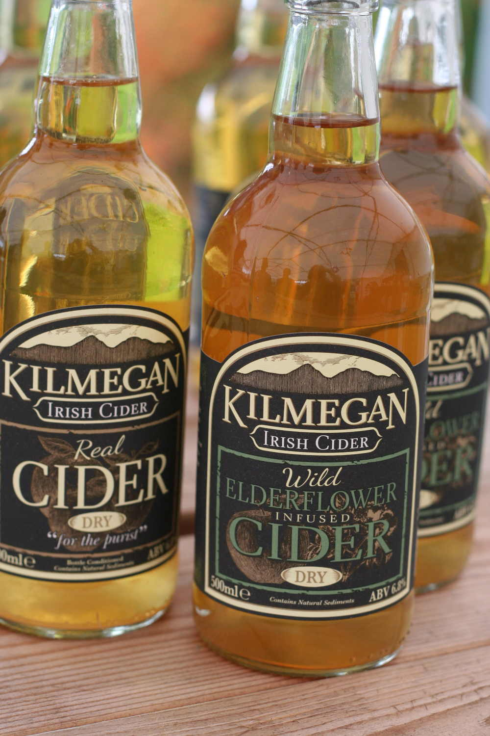 Kilmegan Wild Elderflower-Infused Cider