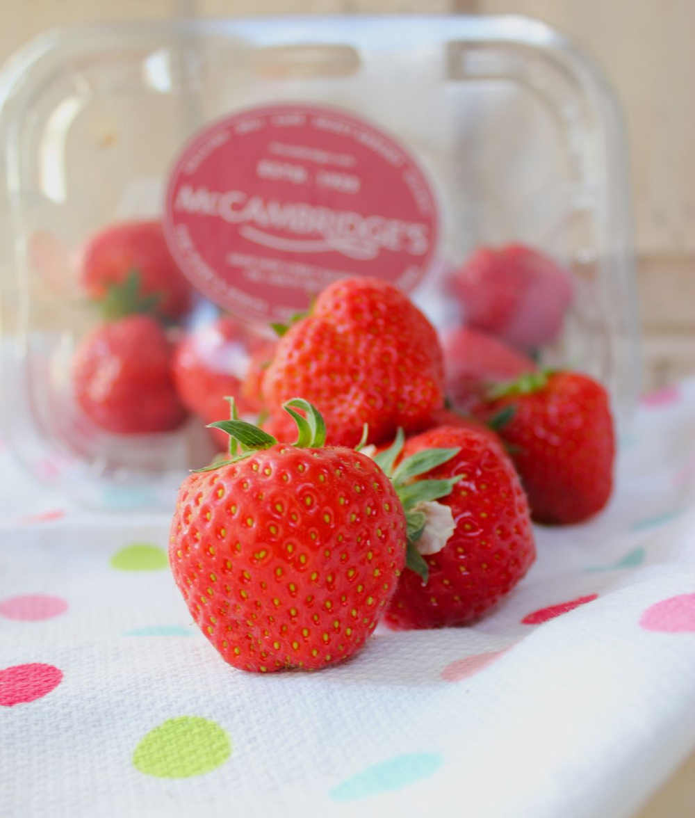 McCambridge's Strawberries