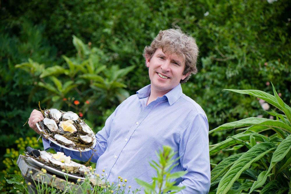 Hugh O'Malley - Achill Oysters