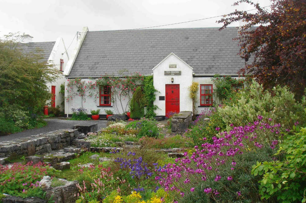An Fear Gorta/The Tea & Garden Rooms, Ballyvaughan