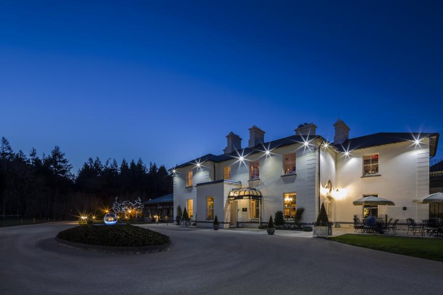 Lodge at Ashford Castle, The