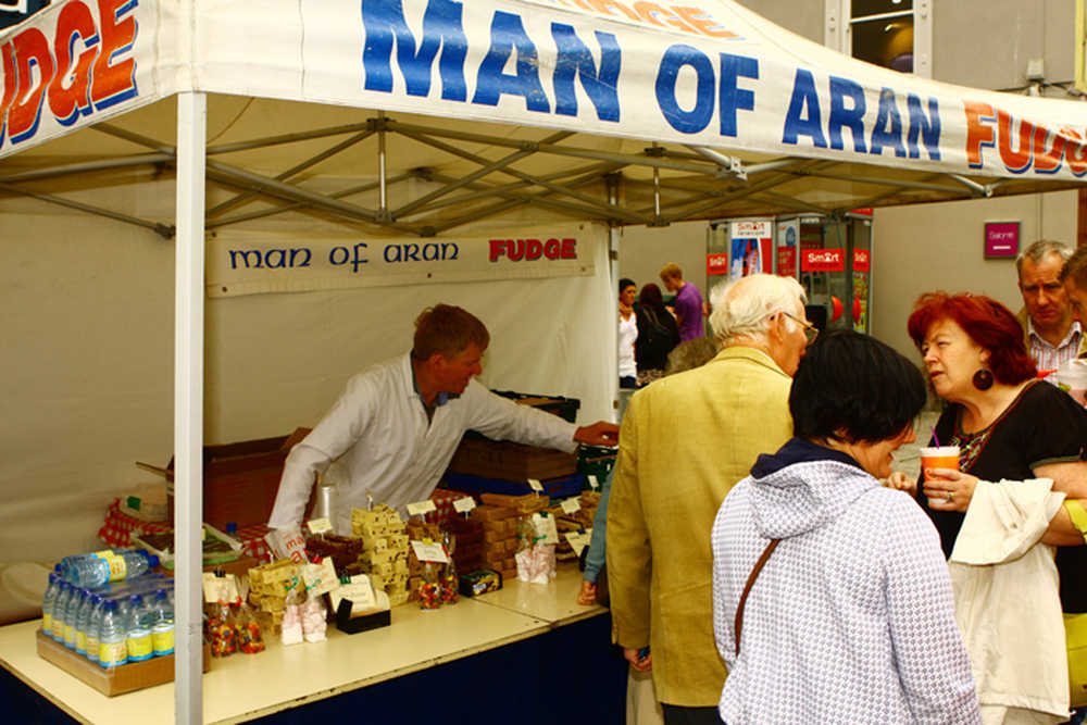 Man of Aran Fudge