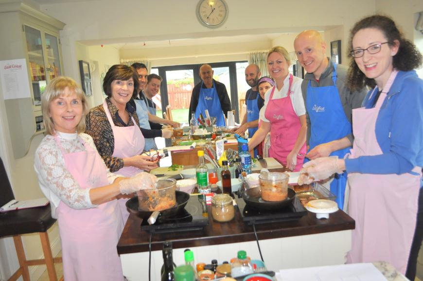 East Coast Cookery School