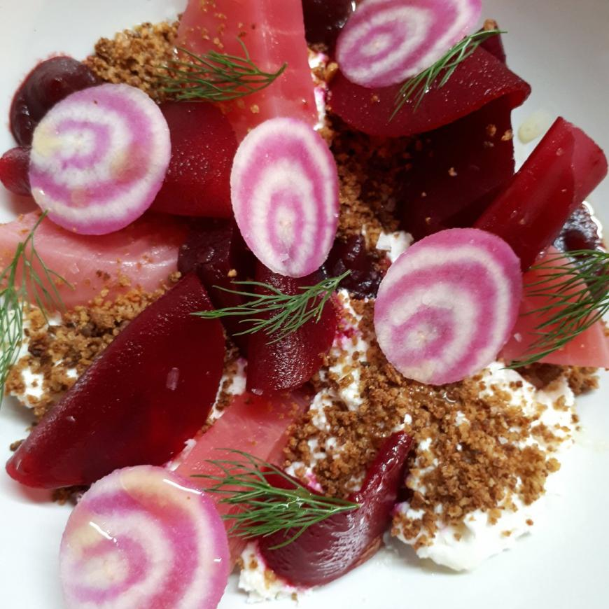 Smoked Ricotta, Beetroot, Brown Bread Crumb.jpg