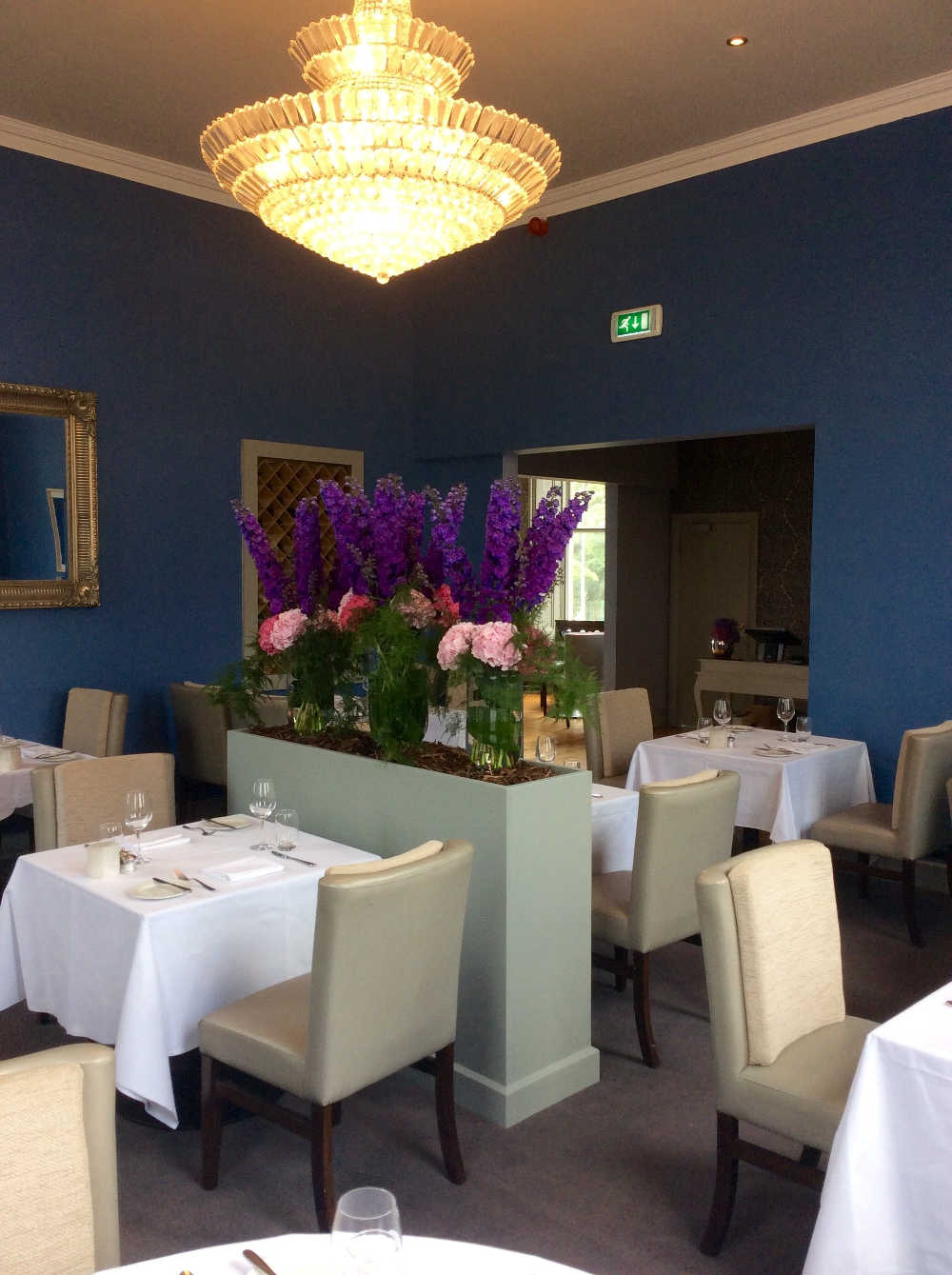 St George's Terrace Restaurant, Carrick-on-Shannon, Co Leitrim