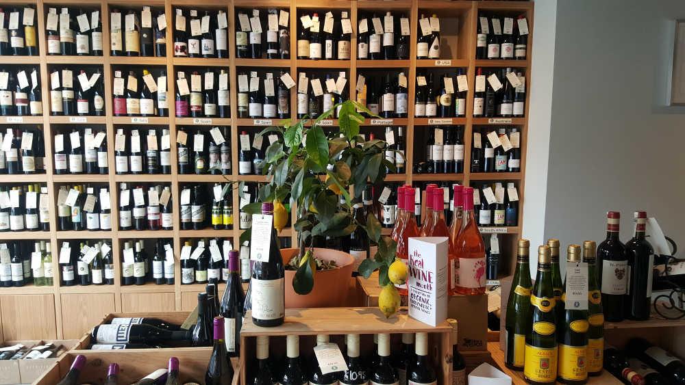 Green Man Wines, Dublin 6