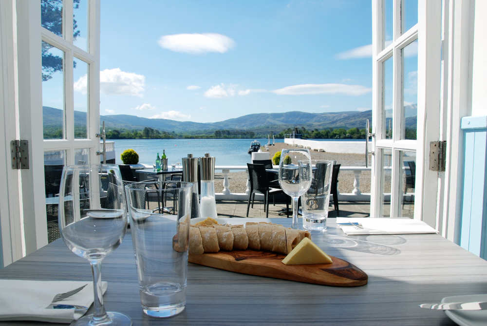The Boathouse Bistro, Dromquinna Manor, Kenmare, Co Kerry