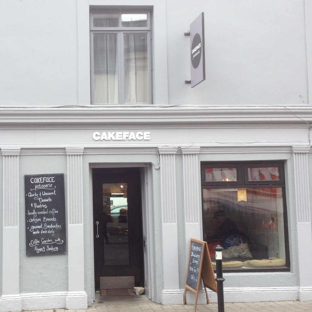 Cakeface Patisserie, Kilkenny, Co Kilkenny