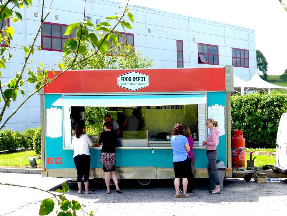 Food Depot - Gourmet Street Kitchen, Clonakilty & Courtmacsherry Co Cork