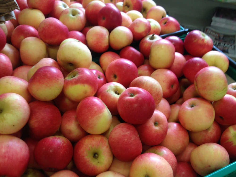 Apples from Ardkeen