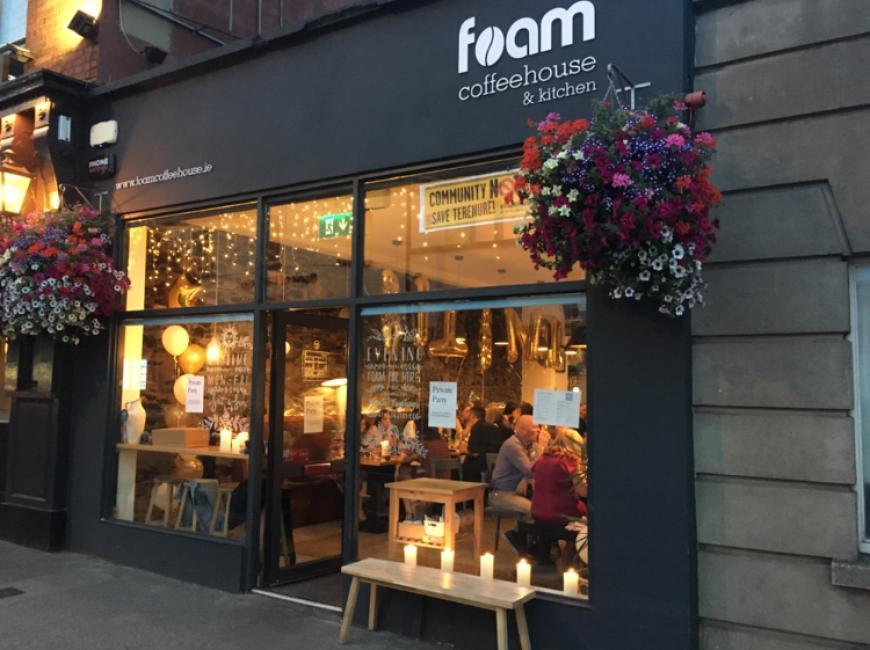 Foam Coffeehouse