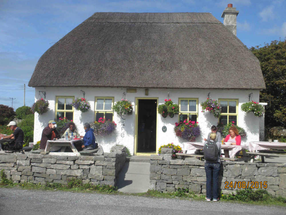 Teach nan Phaidi, Aran Islands, Co Galway