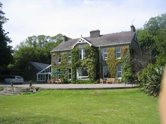 The Glen Country House - Kilbrittain County Cork Ireland