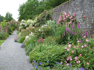 Lodge Park Walled Gardens - Straffan County Kildare Ireland