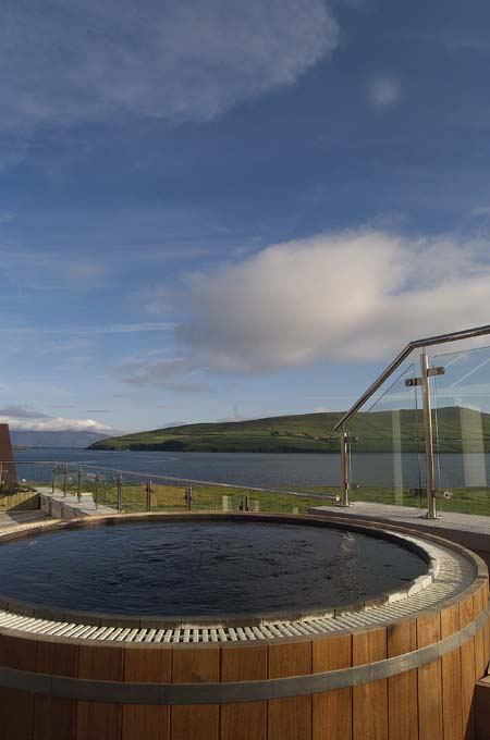 Dingle Skellig Hotel - Hot Tub