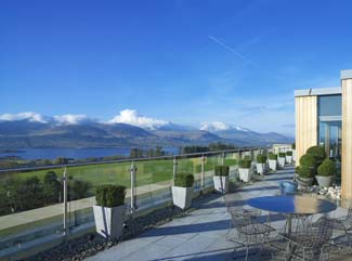 Aghadoe Heights Hotel - Wedding Venue - Killarney County Kerry Ireland