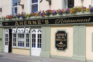 Aherne's Seafood Restaurant & Accommodation