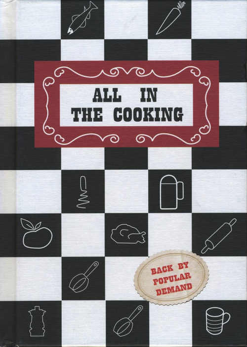 This month Georgina reviews All in the Cooking by (O'Brien Press, €16.99 hardback 256pp; some diagrams, no photographs.)