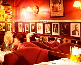 Trocadero Restaurant - Dublin 2 Ireland