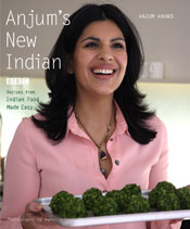 Anjum's New Indian (Quadrille paperback, €19.50),