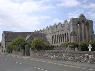 Ardfert Cathedral - Ardfert Tralee County Kerry Ireland