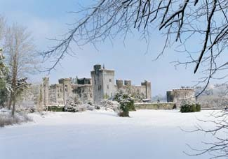 Ashford Castle Winter