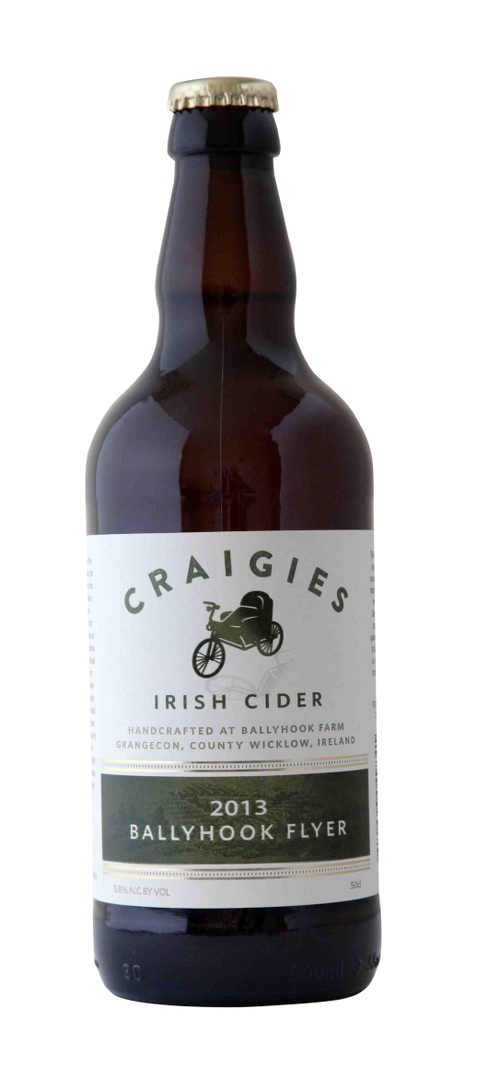 Craigie's Ballyhook Flyer Irish Cider