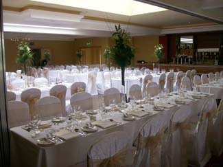 Cromleach Lodge - Castlebaldwin County Sligo - Banqueting