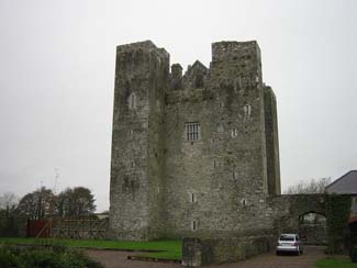 Barryscourt Castle - Carrigtwohill County Cork Ireland