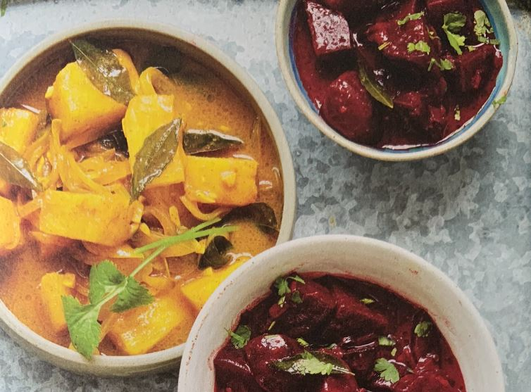 Darina Allen Beetroot Curry