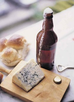 Blue Cheese & Beer