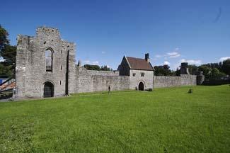 Boyle Abbey - Boyle County Roscommon Ireland