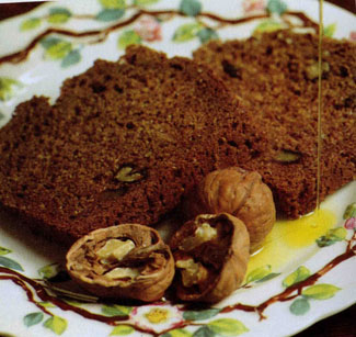 Walnut Bread