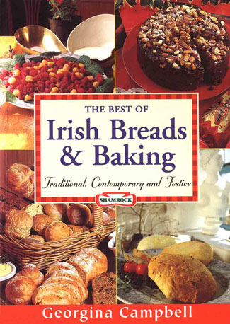 The Best of Irish Breads & Baking (Epicure Press paperback, €15)