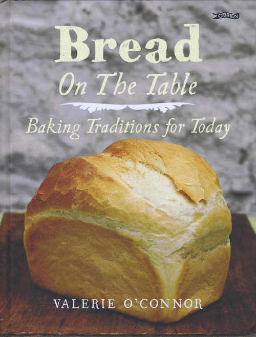 Bread on the Table by Valerie O'Connor