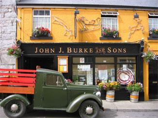 John J Burkes - Clonbur County Galway ireland