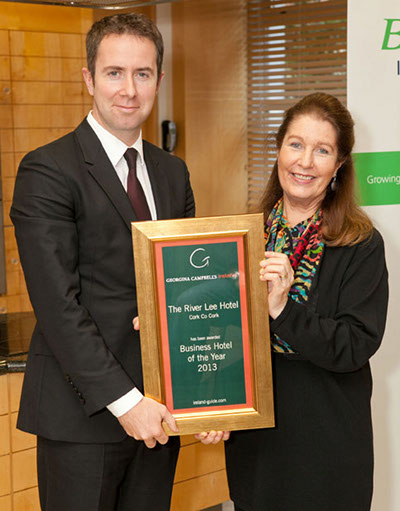 Business Hotel of the Year 2013 | The River Lee Hotel, Cork City