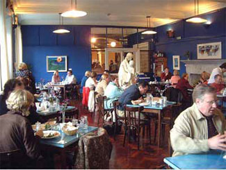 Crawford Gallery Cafe - Cork City Ireland