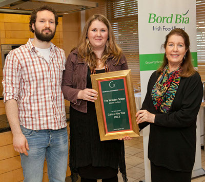 Cafe of the Year 2013 | The Wooden Spoon, Killaloe, Co Clare