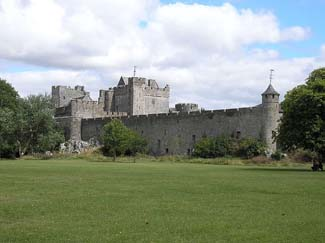 Cahir Castle - Cahir County Tipperary Ireland