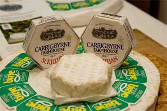 Carrigbyrne Cheeses
