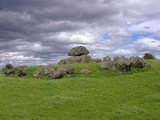 Carrowmore Megalithic Cemetery - Carrowmore County Sligo Ireland