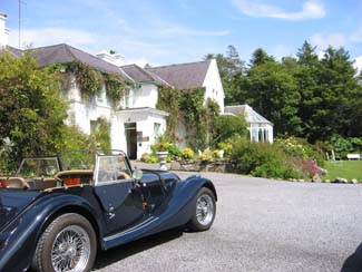 Cashel House Hotel - Wedding Venue